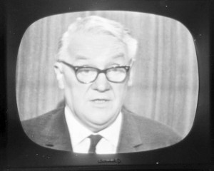 Kommunistpartiledaren Hilding Hagberg