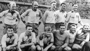 Sveriges lag VM-58