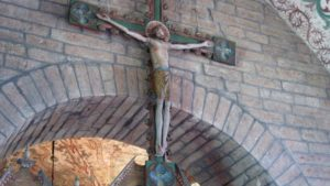 krucifix husaby kyrka