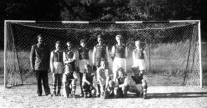 ett fotbollslag